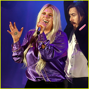 Kesha Dedicates Song to Fan's Mom Who Survived Breast Cancer