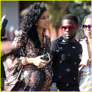 Kevin Hart & Wife Reveal Their Baby's Name at Baby Shower!