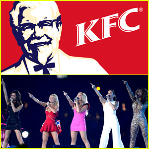 KFC Follows 11 Twitter Accounts - 5 Spice Girls & 6 Herbs!