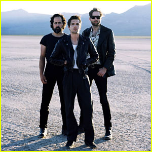 The Killers Score Their First Ever No. 1 Album With 'Wonderful Wonderful'