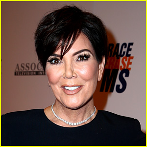 Kris jenner debuts blonde hair kim kardashian jokes shes a kris jenner debuts blonde hair kim kardashian jokes shes a single white female urmus Gallery