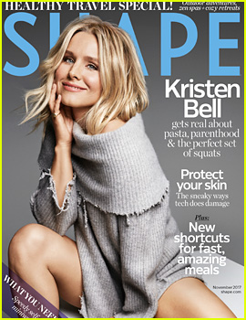 Kristen Bell Reveals Her Best Healthy Habit