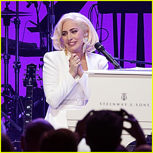 Lady Gaga Makes Surprise Appearance at Benefit Concert with 5 Former Presidents