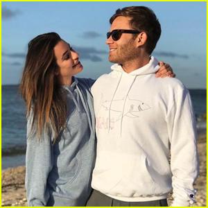 Lea Michele & Boyfriend Zandy Reich Couple Up For Weekend Getaway!