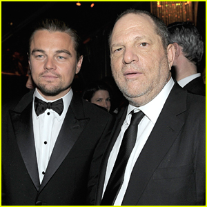 Leonardo DiCaprio Releases Statement About Harvey Weinstein Scandal