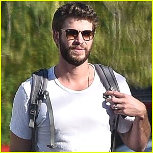 Liam Hemsworth Begins Filming 'Killerman' in Savannah