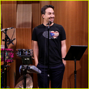 Lin-Manuel Miranda Surprises 'Tonight Show' Audience Member with Epic 'Hamilton'-Inspired Freestyle!