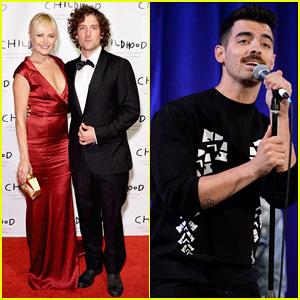 Malin Akerman, Joe Jonas & DNCE Unite at World Childhood Fund's Thank You Gala 2017!