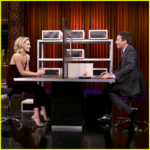 Margot Robbie & Jimmy Fallon Play Box Of Lies on 'Tonight Show' - Watch!
