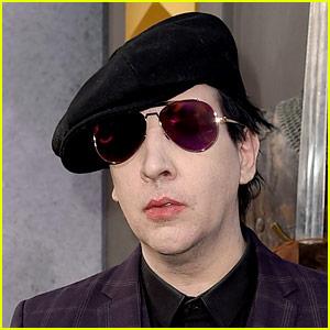 Marilyn Manson Hospitalized in New York City