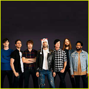Maroon 5 Announces New Album 'Red Pill Blues' - See the Track List!