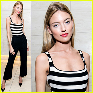 Martha Hunt Helps Launch New 'Thor' Inspired Jewelry Collection