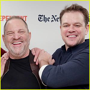 Matt Damon Denies Involvement in Harvey Weinstein Sexual Harassment Cover Up