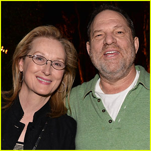 Meryl Streep Speaks Out Against Harvey Weinstein