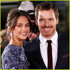 Michael Fassbender & Alicia Vikander Are Married!