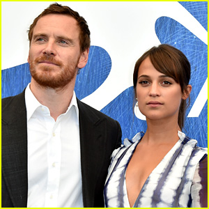 Are Michael Fassbender & Alicia Vikander Married? These Photos May Be Proof!