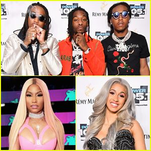 Migos, Nicki Minaj & Cardi B: 'Motor Sport' Stream, Lyrics & Download - Listen Here!