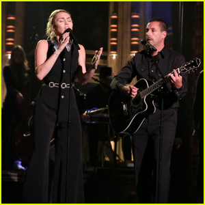 Miley Cyrus & Adam Sandler Cover 'No Freedom' to Honor Las Vegas Shooting Victims - Watch Now