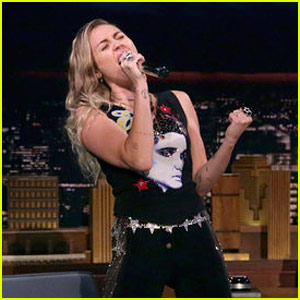 Miley Cyrus Performs 'Bodak Yellow' as a Pop Song - Watch Now!