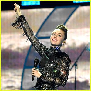 Miley Cyrus Sends a Sweet Video Message to Las Vegas Shooting Survivor