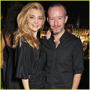 Natalie Dormer Gets Support from Hubby Anthony Byrne at 'Venus In Fur' After Party!