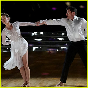 Nick Lachey Looks Back at Marrying Vanessa for Latest 'DWTS' Dance (Video)