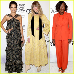 Nikki Reed, Jaime King, & Viola Davis Join Forces at Variety's Power Of Women Event