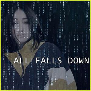 Noah Cyrus & Alan Walker Tease 'All Falls Down' - Listen Now!