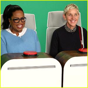 Oprah Winfrey Jokes That She Just Deposited Two Million Dollars Into Her Bank (Video)