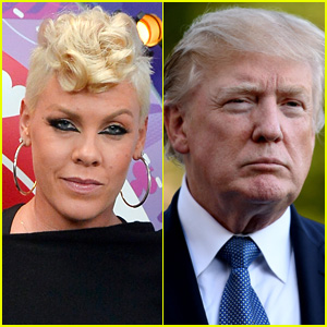Pink Clarifies Tweets About Having Hope for Donald Trump