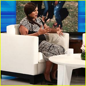 Pregnant Mindy Kaling Reveals Gender of Her Baby on 'Ellen' - Watch Here!
