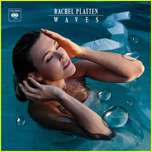 Rachel Platten Releases 'Waves' Album Cover & Track List