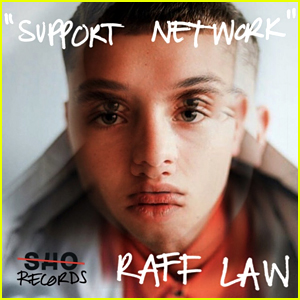 Raff Law: 'Support Network' Stream & Download - Listen Now!