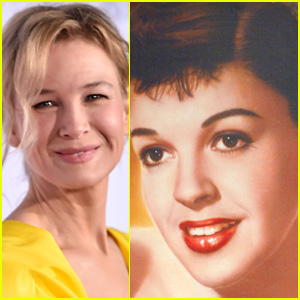 Renee Zellweger to Play Judy Garland in 'Judy'