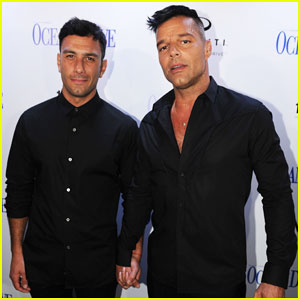 Ricky Martin & Fiance Jwan Yosef Celebrate His 'Ocean Drive' Cover with Puerto Rico Hurricane Relief Benefit!