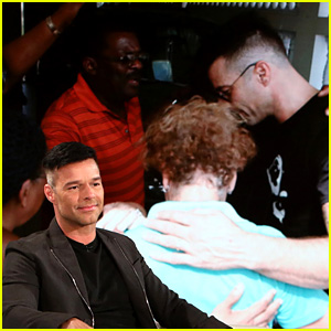 Ricky Martin Shares Heartbreaking, But Hopeful, Footage from Puerto Rico Trip (Video)