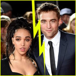 Robert Pattinson & FKA twigs Split, Call Off Engagement