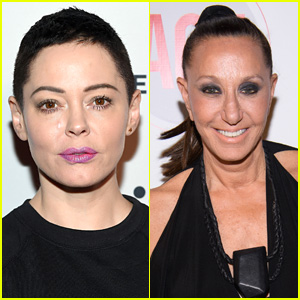 Rose McGowan Slams Donna Karan for Harvey Weintein Statements: 'You Are Scum in a Fancy Dress'