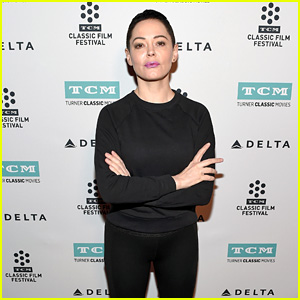 Twitter Suspends Rose McGowan's Account - See Her Response