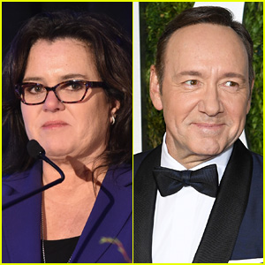 Rosie O'Donnell Slams Kevin Spacey: 'We All Knew About You'