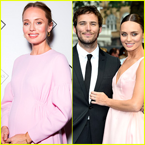 Sam Claflin & Laura Haddock Are Expecting Again - See Her Baby Bump!