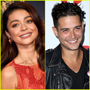 Sarah Hyland & Bachelor in Paradise's Wells Adams Wear Couples Costume for Halloween