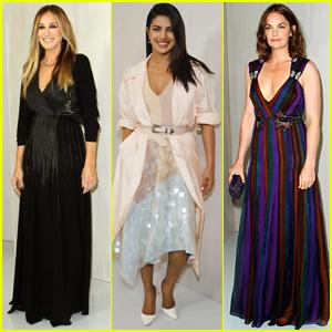 Sarah Jessica Parker, Priyanka Chopra, & Ruth Wilson Go Glam for Hammer Museum Gala