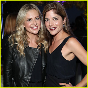 Sarah Michelle Gellar Calls Selma Blair Her Girl Crush, 'Now & Forever'