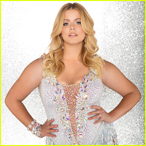 Sasha Pieterse Reveals How Much Weight She Lost on 'DWTS'