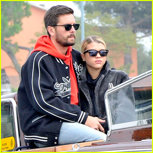 Scott Disick & Sofia Richie Continue Romantic Vacation in Italy