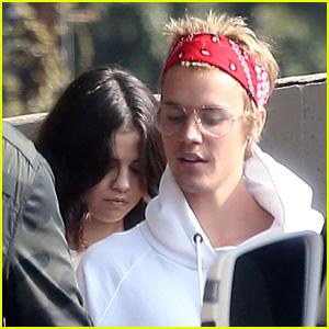 Selena Gomez & Justin Bieber Spend Sunday Together (Photos)