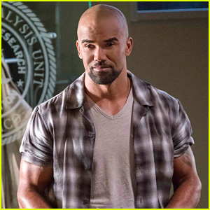 Shemar Moore Returns to 'Criminal Minds' - First Look Pics!