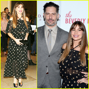 Sofia Vergara Supports Joe Manganiello at Peggy Albrecht Friendly House Luncheon
