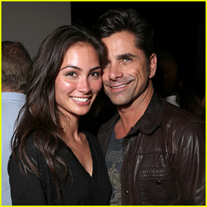 John Stamos & Girlfriend Caitlin McHugh Are Engaged!